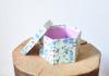 【結婚祝い】飛び出るボックスアレンジ 想いを届ける宝箱ブロッサム