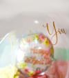 【母の日プレゼントフラワーバルーン】Thank you Mother's Day カーネーションバルーンバンチ