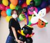 【バルーンアート オンライン・対面レッスン】10月 ハロウィンパーティー