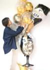 【開店・開院・開園・周年祝い】セレブレートシャンパン豪華