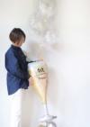 【開店・開院・開園・周年祝い】★店名入りクリスタルシャンパングラス